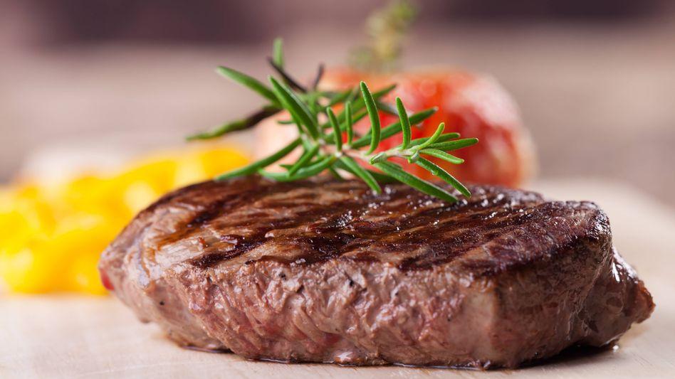 Nicht Zitrusfrüche gelten als Säurenbilder, sondern Fleisch