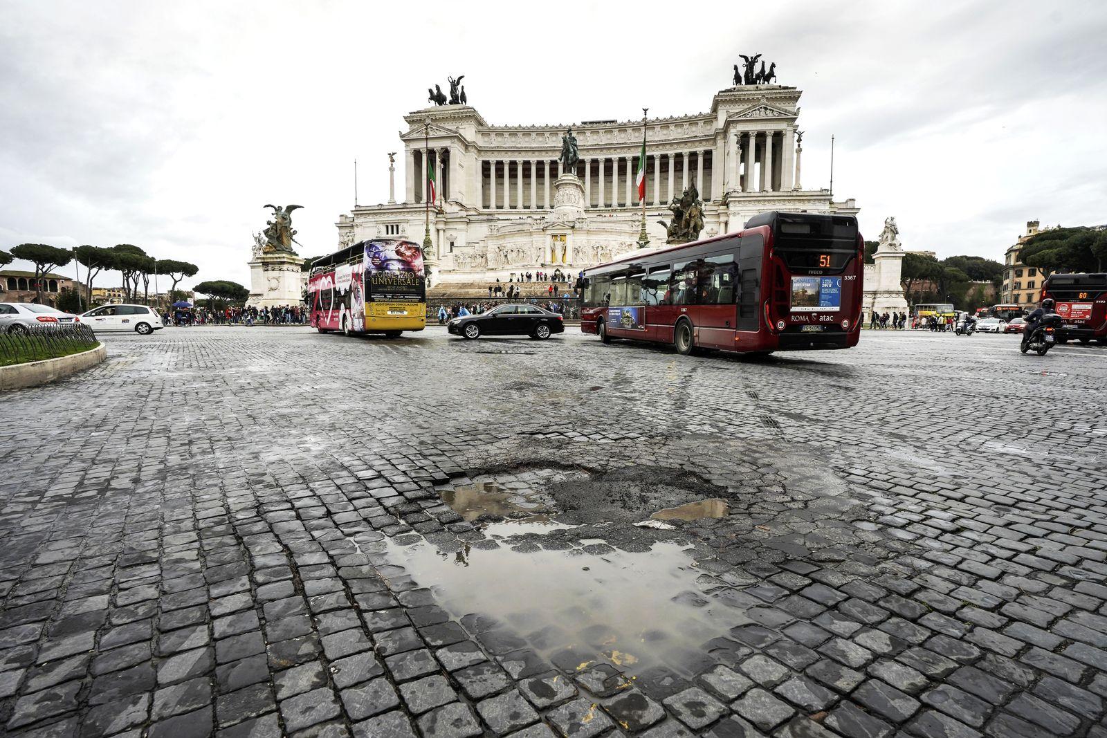 Italien / Konjunktur / Wirtschaft / Auto-Verkehr / Krise