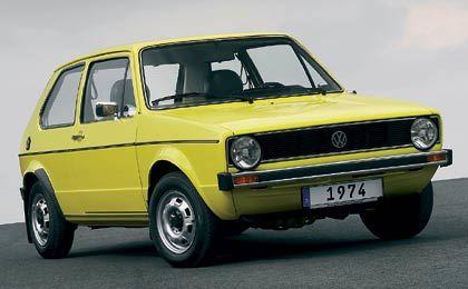 VW Golf I: 1974 begann die Story des Autos, das bis heute für zahlreiche Superlative steht