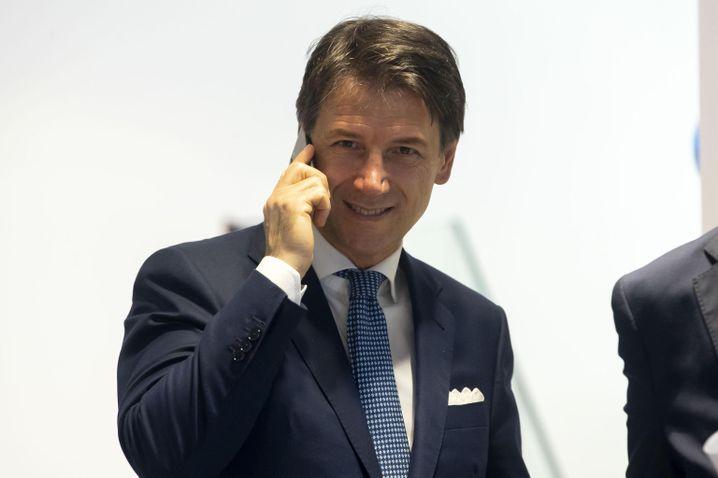 Giuseppe Conte: Der bisherige Regierungschef soll wieder Ministerpräsident werden