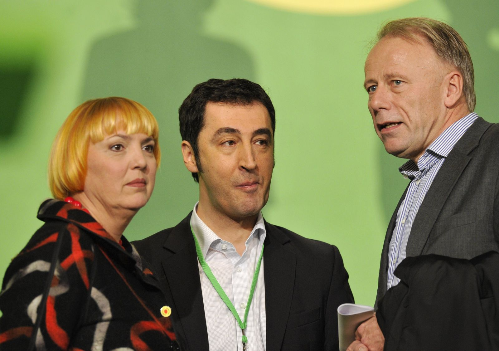 GERMANY-POLITICS-PARTY-GREENS-CONGRESS