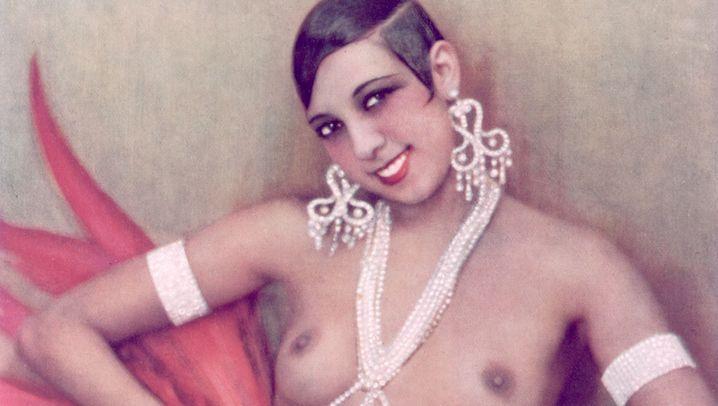 Tanzwunder in Berlin: Josephine Baker - gefeiert wie eine Göttin, begafft wie ein Tier