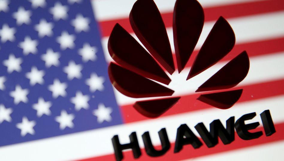 Huawei in den USA: kein Zugang zu amerikanischer Halbleitertechnologie