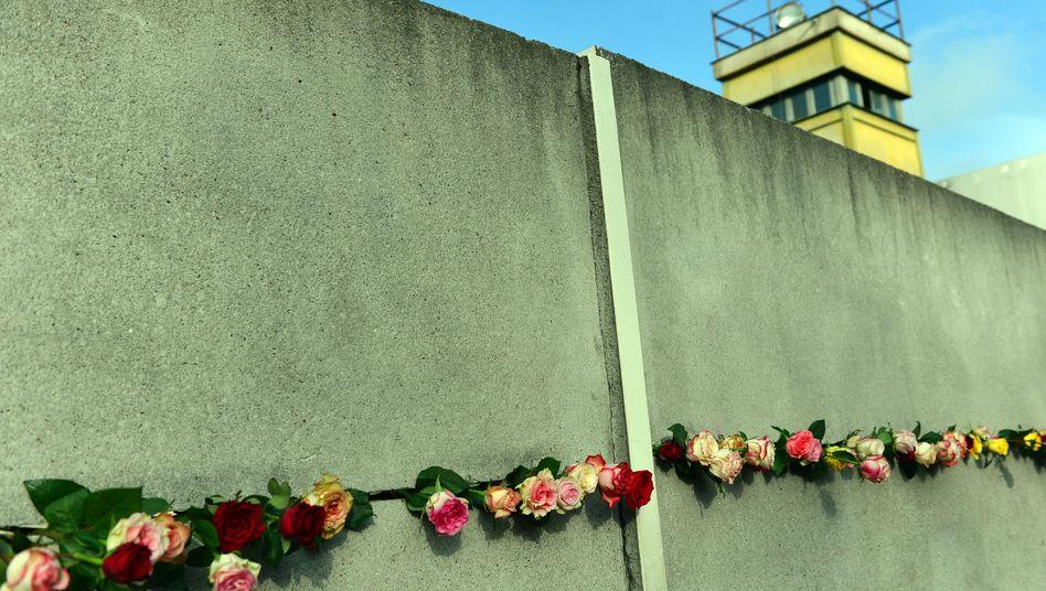 Gedenkstätte Berliner Mauer (November 2016)