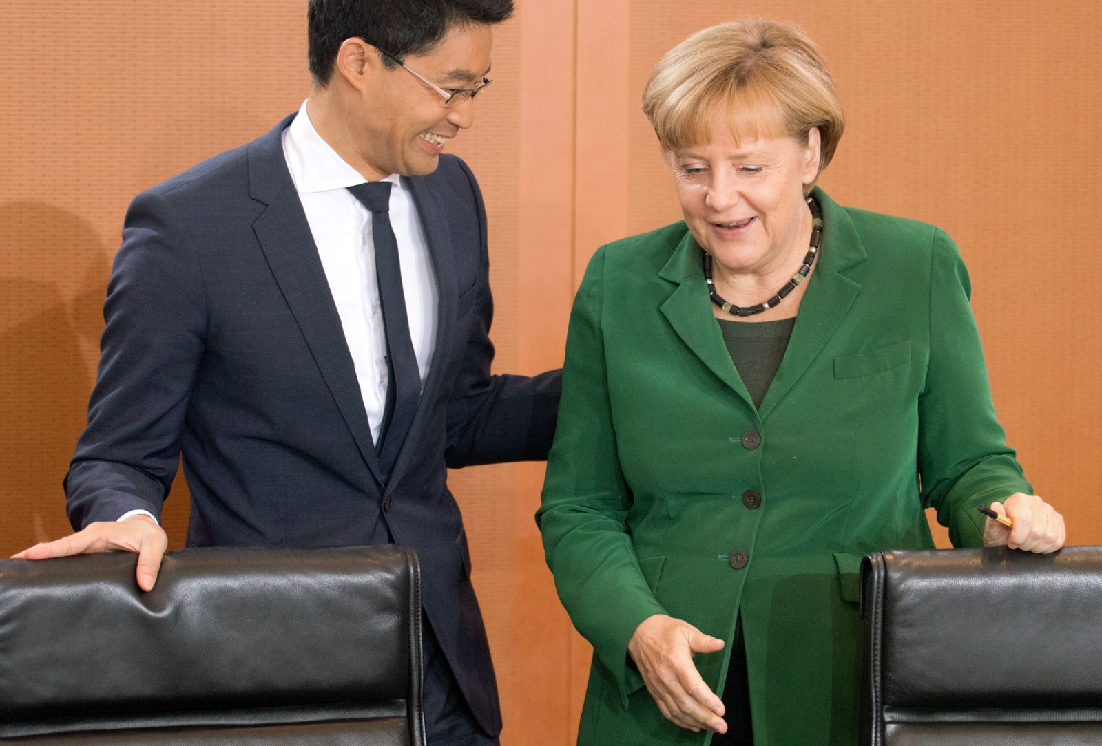 Rösler / Merkel
