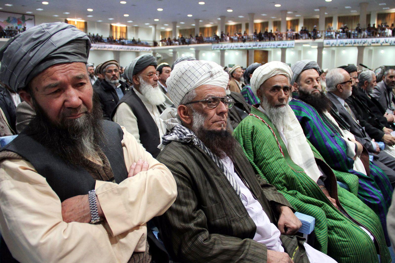 Loya Jirga in Kabul