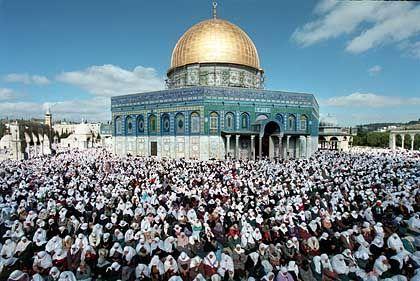 Betende Frauen in Jerusalem: Dem Fastenden werden alle Sünden vergeben