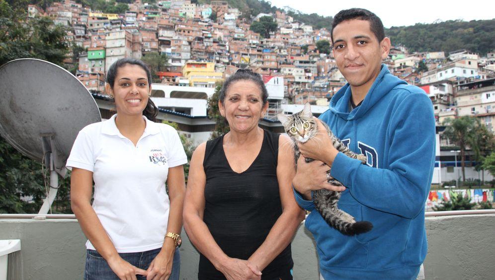 Raus aus der Favela: Doktor statt Drogenboss