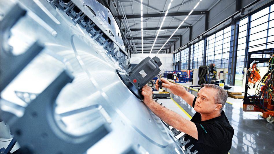Maschinenbauer in Bielefeld: Wer überprüft die Lohnsummen?