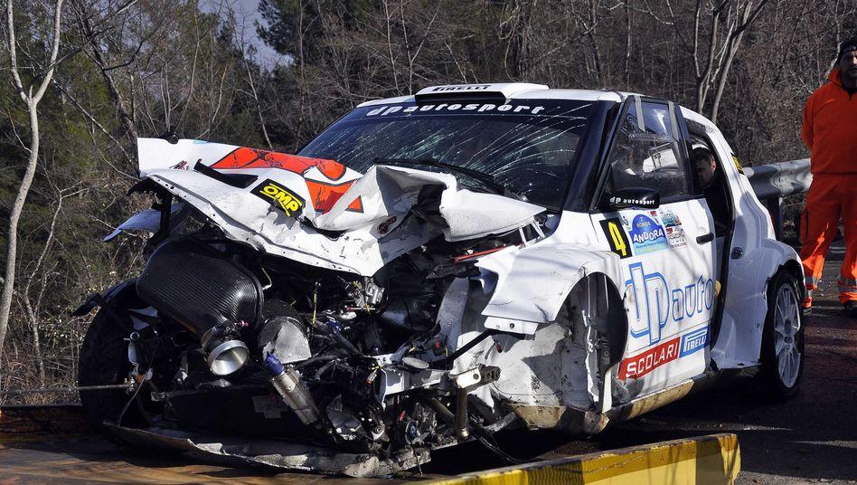 """Wrack von Kubicas Rallyewagen: """"Die Operation war ein wirklich schwieriger Eingriff"""""""