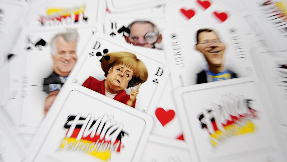 German Chancellor Angela Merkel has left herself plenty of outs despite her concessions.