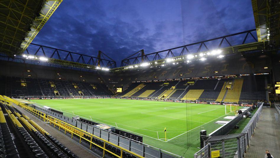Bundesligastadion in Dortmund