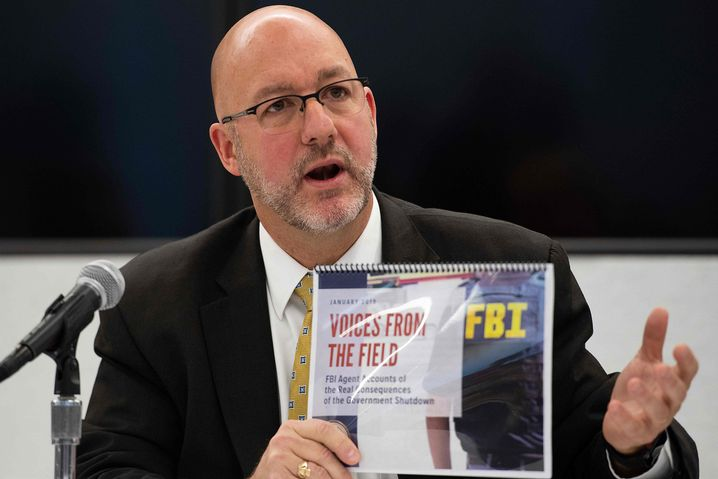 "Tom O'Connor mit dem FBIAA-Report ""Voices from the field"""