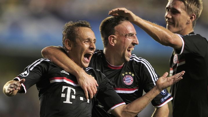 CL-Auftakt von Bayern München: Jubel bei Kroos, Sorge um Gomez