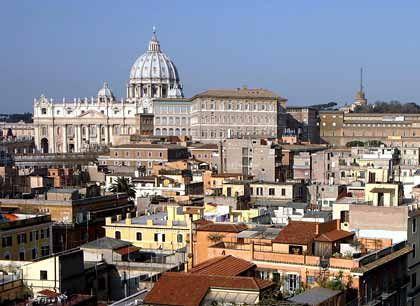 """Petersdom zu Rom: """"Nur Leute, die genehm sind"""""""