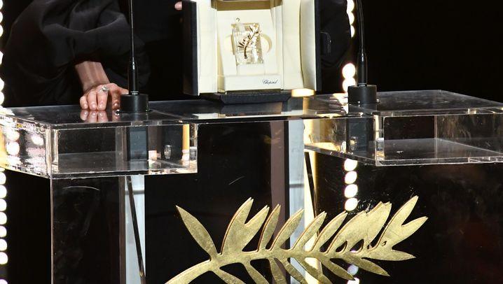Cannes 2017: Diane Kruger als beste Schauspielerin geehrt