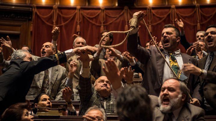 """""""1993"""": Zwischen Fernsehballett und Forza Italia"""