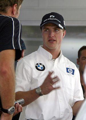 """Ralf Schumacher: """"Erwartet hatte ich dieses Urteil nicht"""""""
