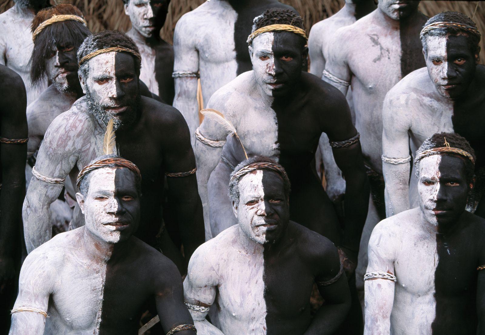 Simbu Warriors