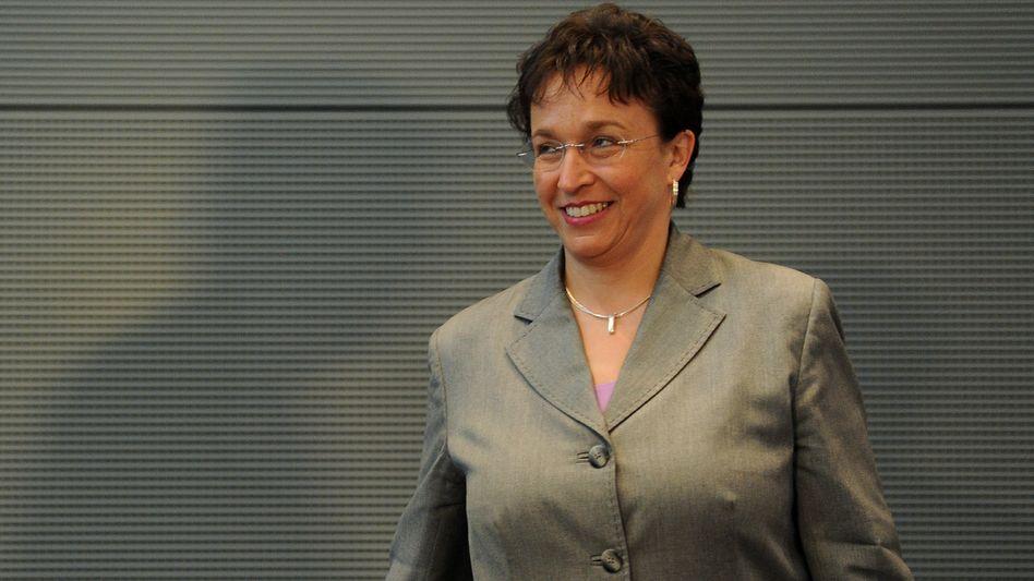 """Birgit Homburger: """"Das guck ich nicht"""""""