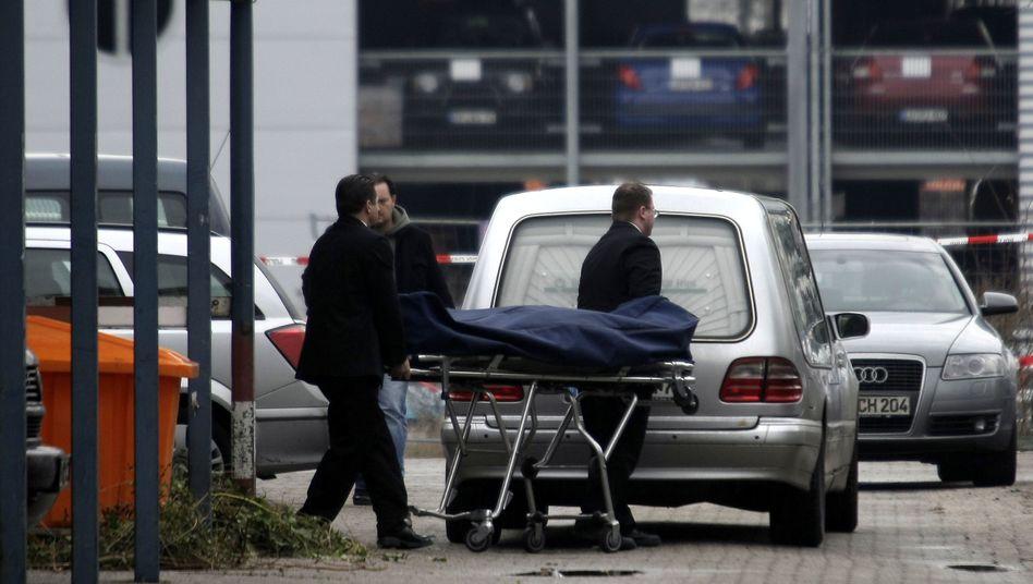 Angriff in Ludwigshafener Schule: Täter besaß ein Dutzend Schreckschusswaffen