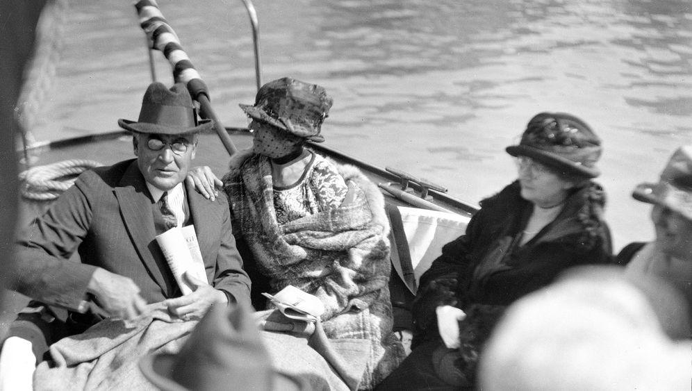 Warren G. Harding: Politiker und Womanizer