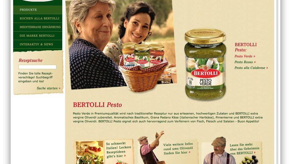 Pesto Verde von Bertolli: Kaum Olivenöl, kaum Pinienkerne