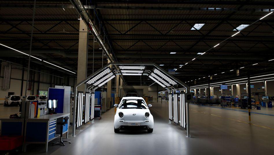 Vereinbarung auf Autogipfel: Neue Prämie für E-Autos bedroht Existenz von Kleinherstellern wie e.Go