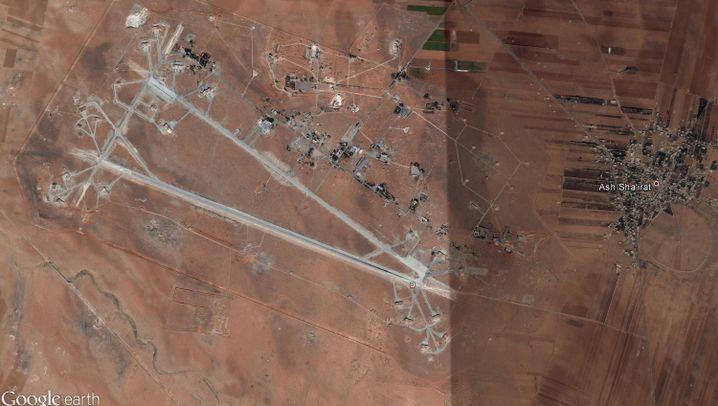 US-Einmischung in Syrien: Attacke aus dem Mittelmeer