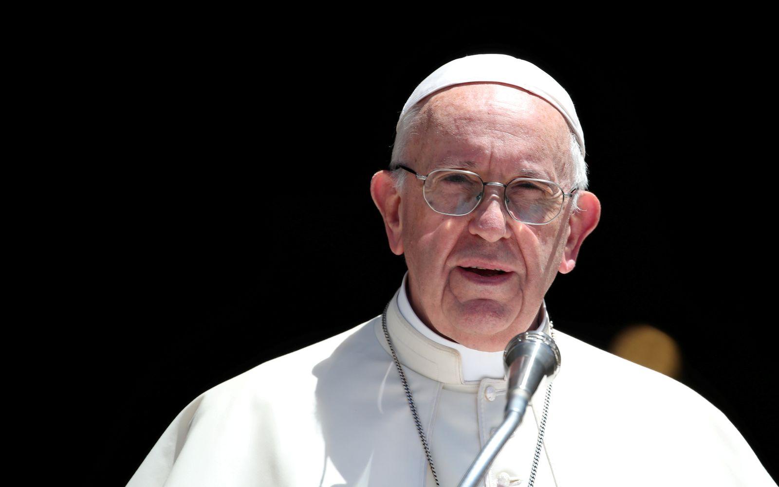 POPE-DEATHPENALTY/