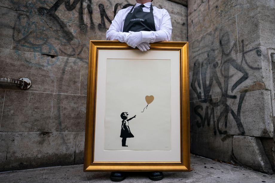 Banksy Und Seine Bilder Der Spiegel
