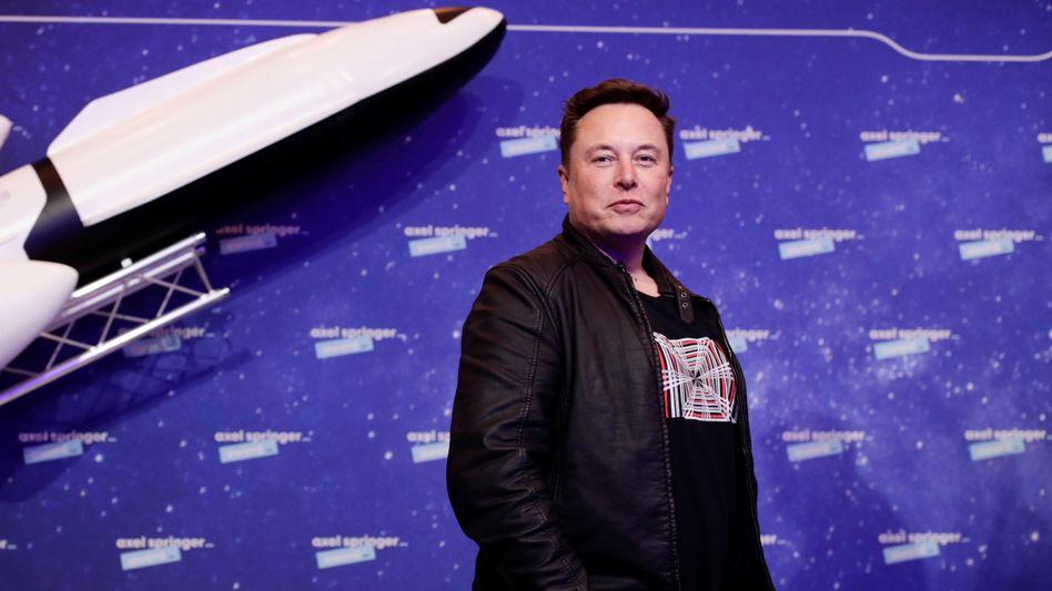 Tesla-Chef Elon Musk: Betrüger nutzen seine Popularität