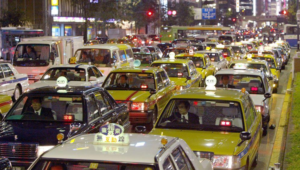 Taxis zum Flughafen: Tokio ist am teuersten