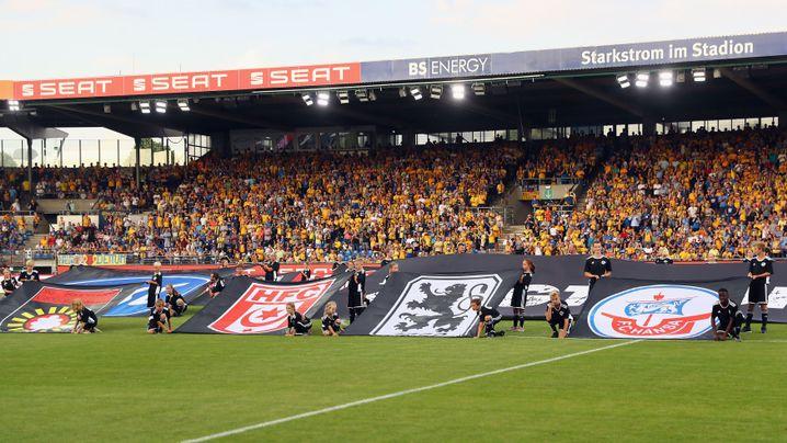 Saisoneröffnung der Dritten Liga