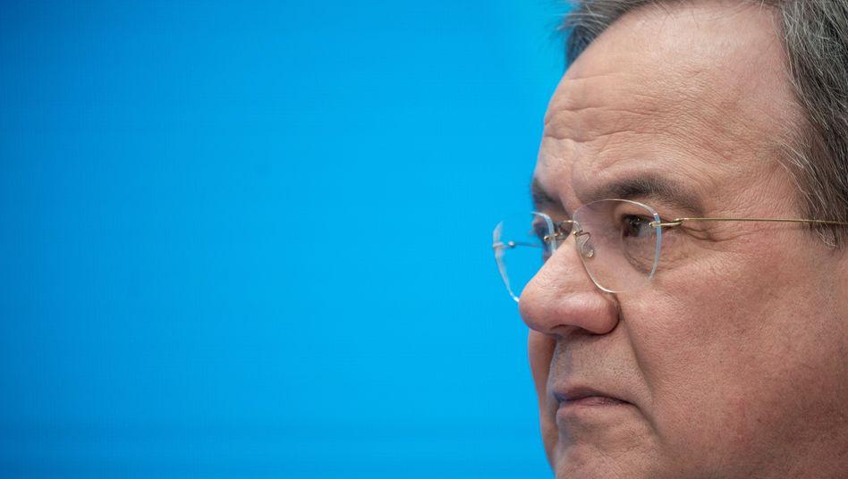 CDU-Parteichef und Kanzlerkandidat Armin Laschet