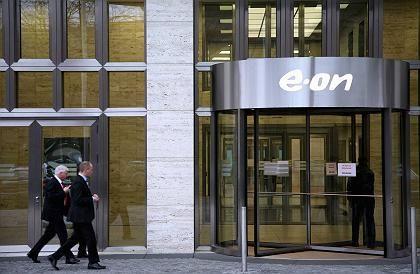 Konzernzentrale in Düsseldorf: Anhaltspunkte für Insidergeschäfte mit E.on-Aktien