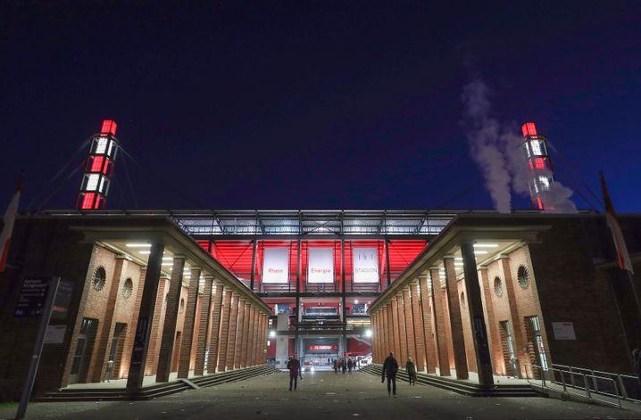RheinEnergieStadion in Köln