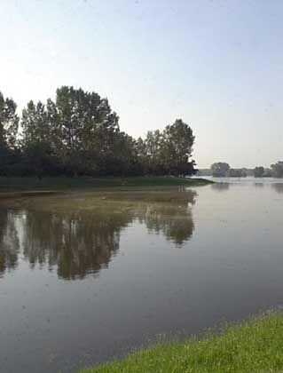 Im Dreieck zwischen Havel und Elbe: Havel bei Havelberg