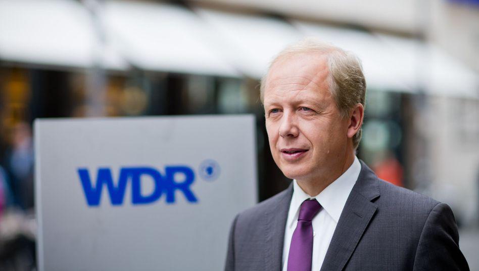 """WDR-Intendant Buhrow: """"Nur so bleiben wir handlungsfähig"""""""