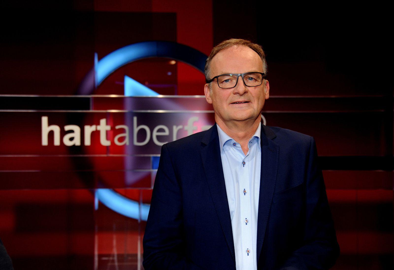 Moderator Plasberg wieder zurück bei «Hart aber fair»