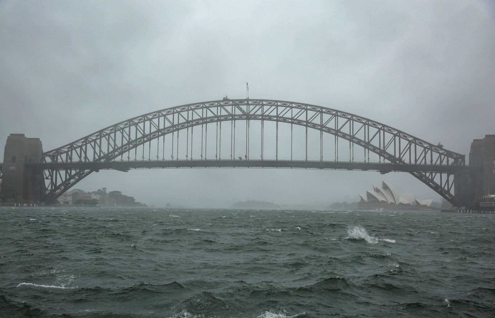 Regen in Australien