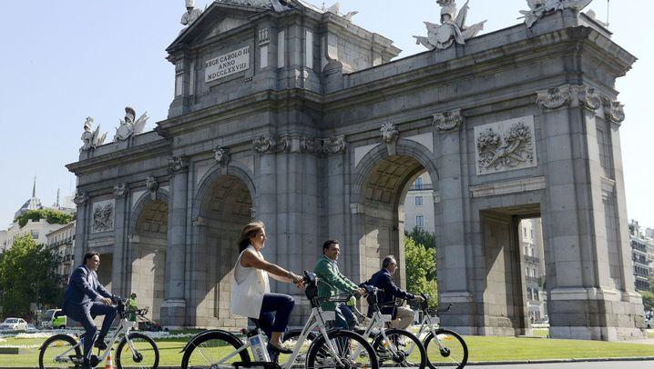 Blech raus, Lebensqualität rein: Elf Ideen für menschenfreundlichere Städte