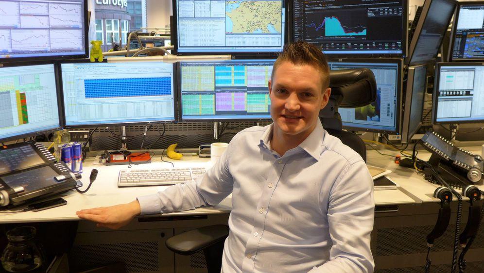 Beruf Energiehändler: Reden wir übers Wetter