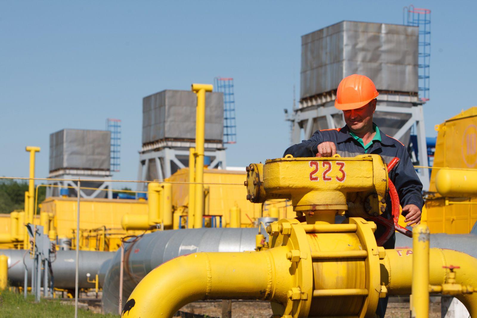 Russland / Deutschland / Gas Pipeline / Ukraine