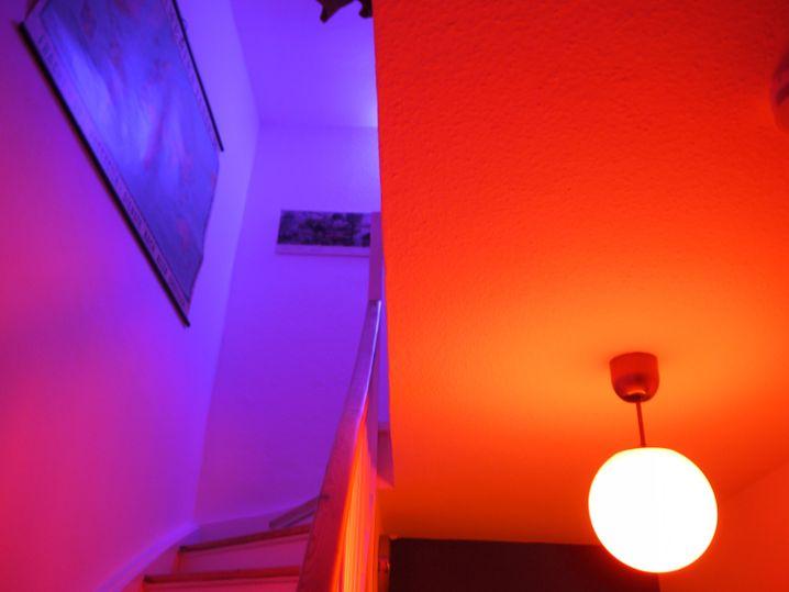 A volte è colorato: sorgenti luminose intelligenti