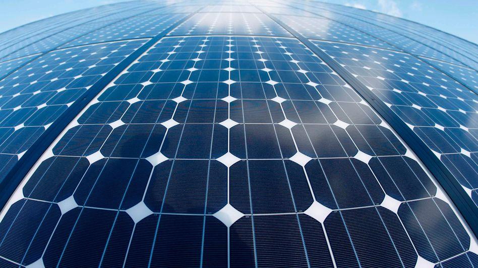 """Solarzellen: """"Unsere Leute verdienen 300 Euro im Monat"""""""