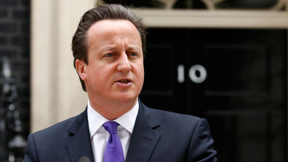 """David Cameron: """"Abscheuliche Seiten"""""""