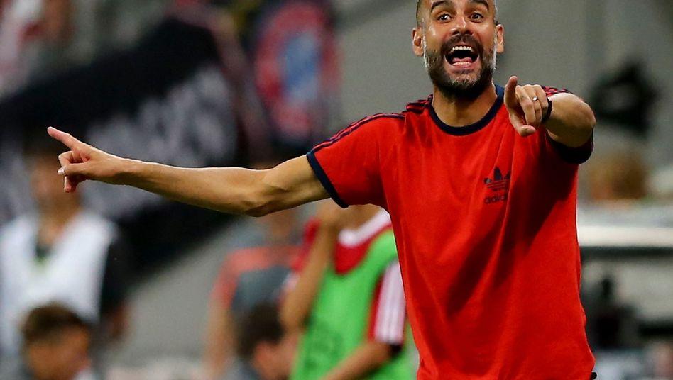 "Bayern-Trainer Guardiola: ""Ich bin traurig für Kimmich"""