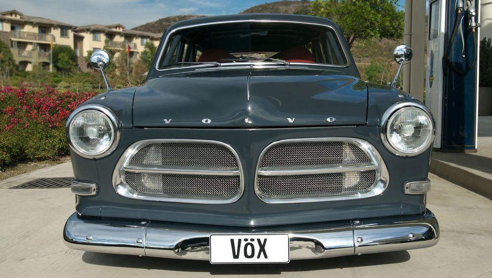Super-Oldie: Volvo Vöcks Ferrari