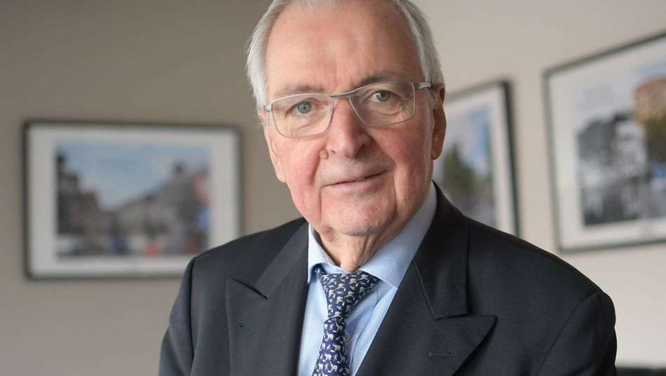 Ex-Umweltminister Klaus Töpfer